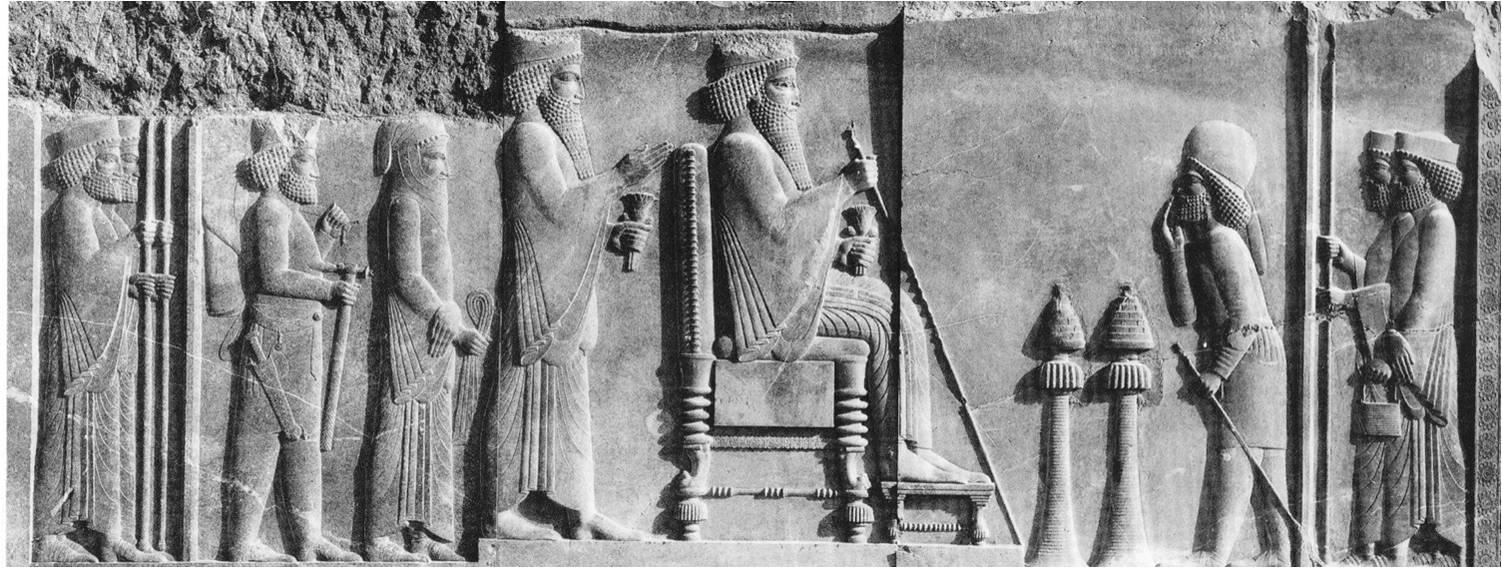 Spazio e civiltà. Rappresentazioni del potere persiano in Erodoto