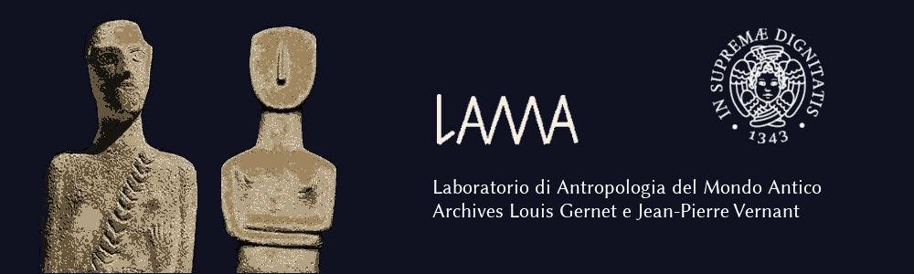 LAMA - Laboratorio di Antropologia del Mondo Antico